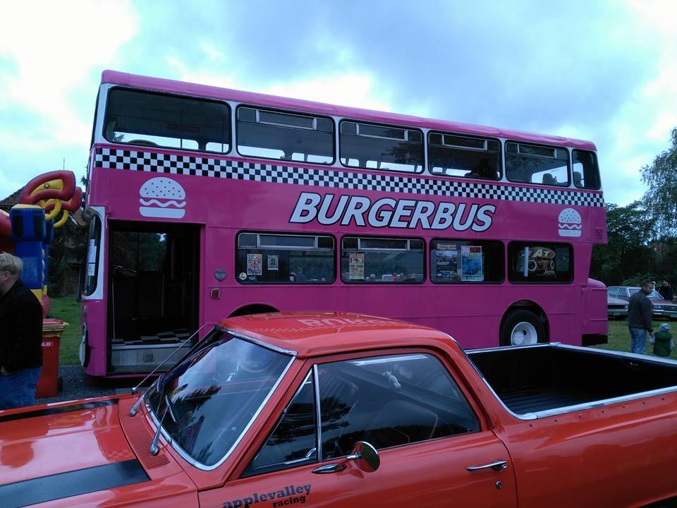 Der Burgerbus