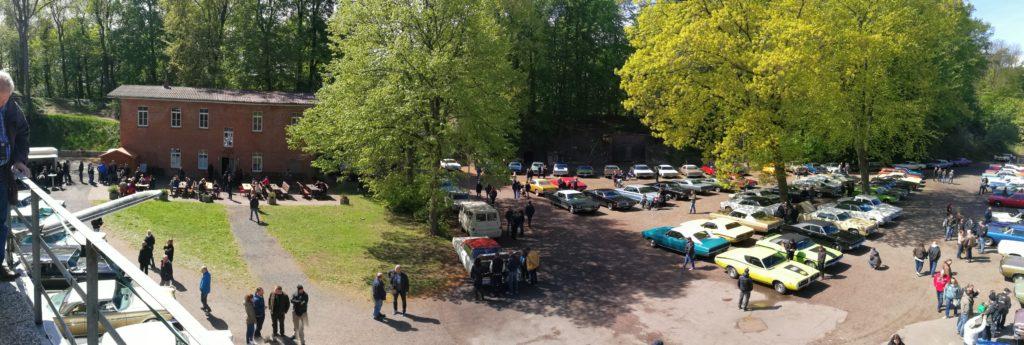 Panorama Mopar Spring Fling