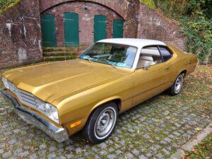 Golden Duster